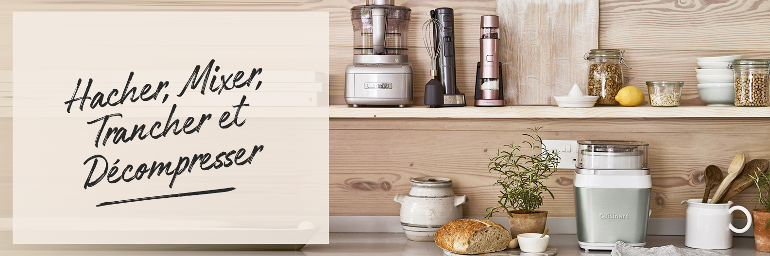 Preparacion Culinaire - Cuisinart